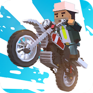 Download Blocky Motorbike SIM 2017 v1.1 APK Full - Jogos Android