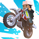 Blocky Moto Bike SIM 2017 v1.1 [Mod Money]