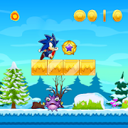 Game Super Sonic Adventure apk for kindle fire
