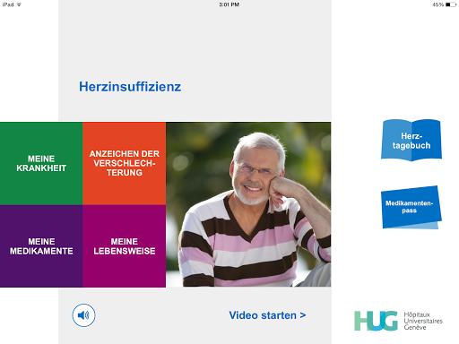 Herzinsuffizienz screenshot 1