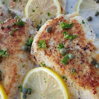 Creamy Lemon Chicken Piccata