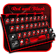 3D Classic Business Red Black keyboard Theme