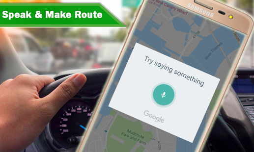Voice Navigation - GPS Directions Route Live Map - náhled