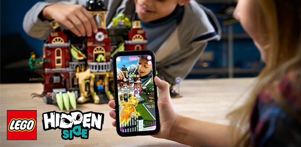 The Best Lego Hidden Side App Apk Download  Images
