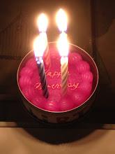 Photo: Meine Geburtstagstorte von meinen Neffen :)