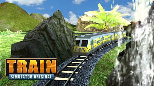 Train Simulator - Free Games  screenshots 6