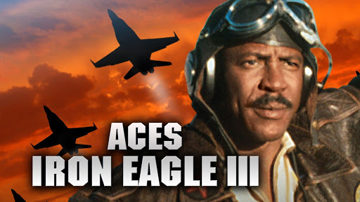 Opening to Aces: Iron Eagle II...