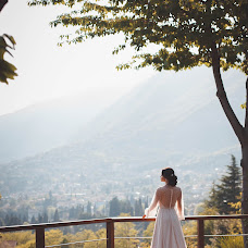 Wedding photographer Anastasiya Lapickaya (anastalia). Photo of 17.11.2018