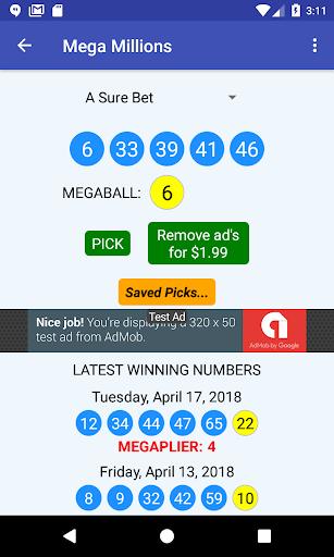 U-Pick Lotto 1.0.1.6 {cheat|hack|gameplay|apk mod|resources generator} 3