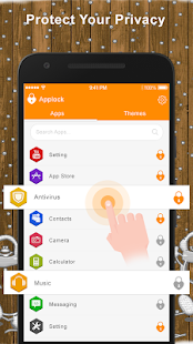 [Download Fingerprint Applock for PC] Screenshot 4