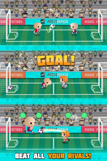 Kung Heads Football screenshot 12
