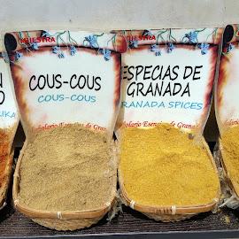 Flavors of Granada by Paul Gallaher - Food & Drink Ingredients