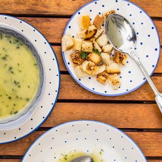 Zucchini Cream Soup
