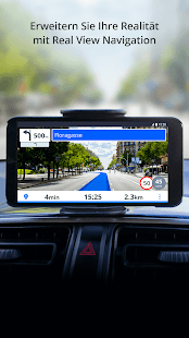 GPS Navigation & Karten Sygic Screenshot