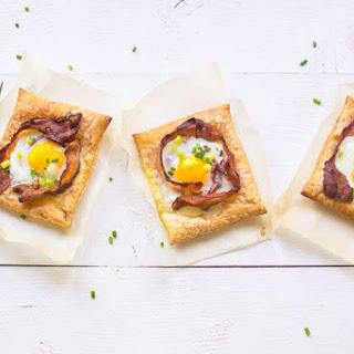 Puff Pastry Egg Tarts Recipe