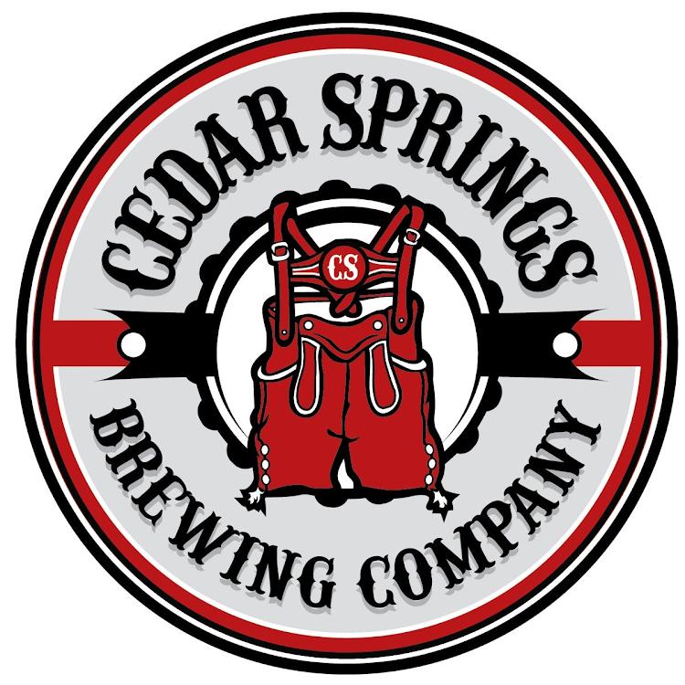 Logo of Cedar Springs Kusterer Pale Bock