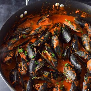 Mussels Arrabiata Recipe