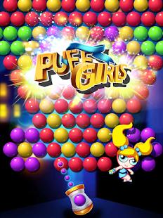 superpuff dívky bublina střílečka - náhled