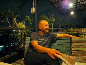 Photo: Terrasse du Phranakorn à Bangkok