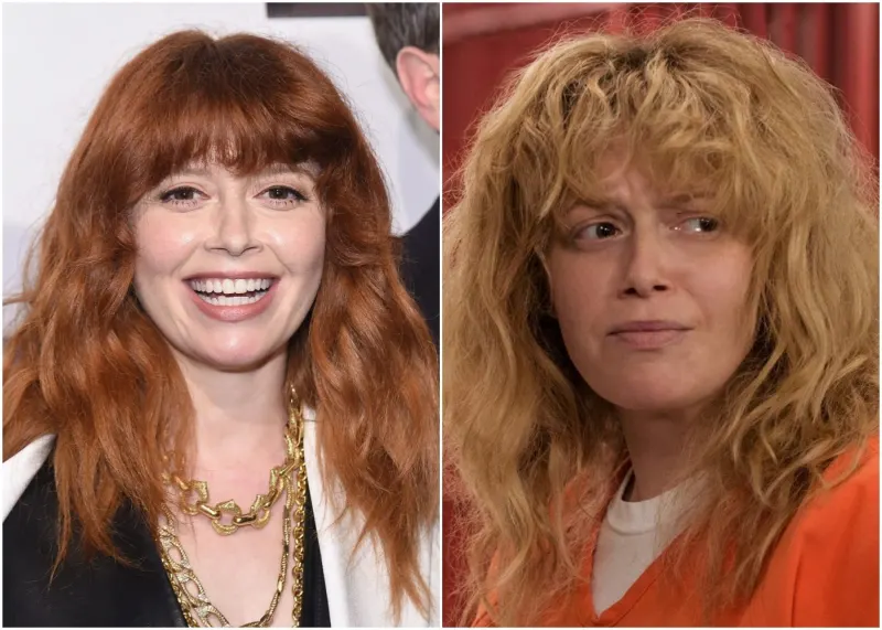 Natasha Lyonne - Nicky Nichols Orange is the new Black protagoniste