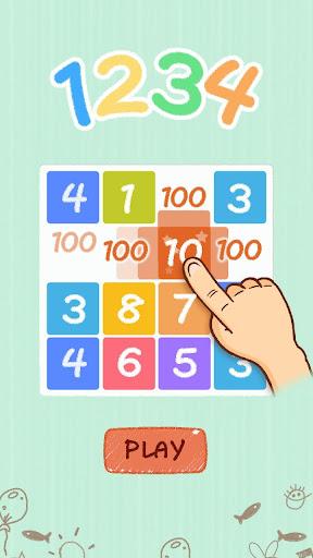 1234 Tetris
