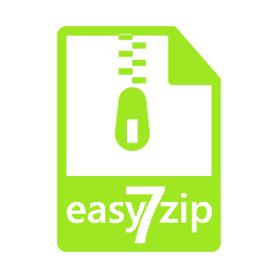 Easy 7-Zip Portable, An Easy-to-use Version of 7-Zip!