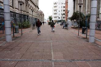 Photo: Marcas de la Memoria (7) Mártires estudiantiles. 14 de agosto Callejón Frugoni (Avda. 18 de Julio esq. Tristán Narvaja).