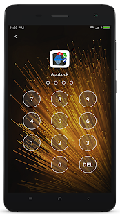 AppLock - APPS PROTECTOR - náhled