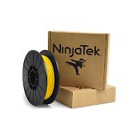 NinjaTek Cheetah Sun Yellow TPU Filament - 1.75mm (0.5kg)
