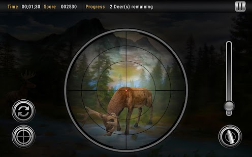 Deer Hunting in Jungle 2017 - Sniper Deer Hunter- screenshot thumbnail