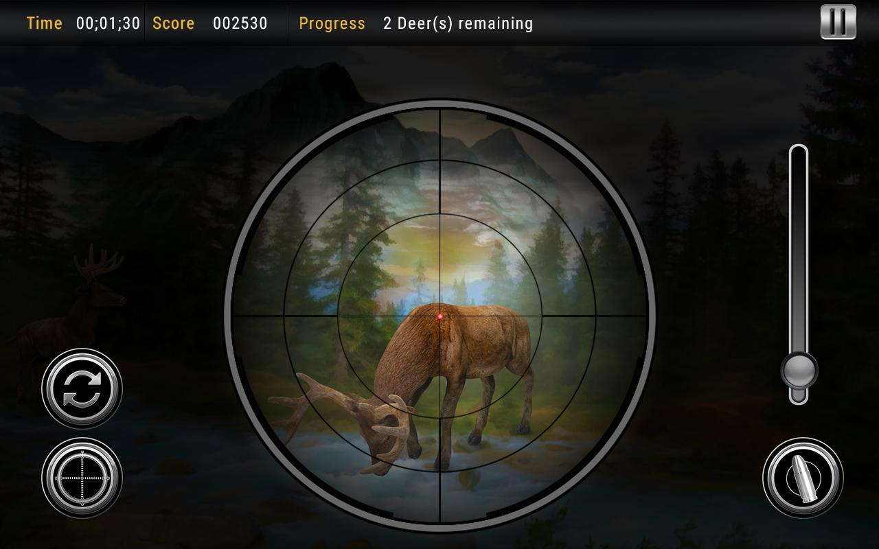 Deer Hunting in Jungle 2017 - Sniper Deer Hunter- screenshot