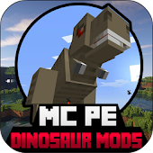 Dinosaur Mods For MCPE