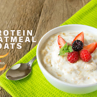 Protein Oatmeal with Zucchini ZOATS