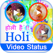 Happy Holi Video Status Song Android APK Download Free By Suresh Kheni