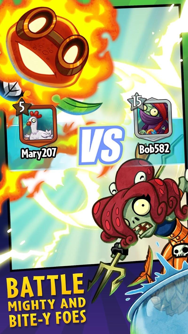 Plants vs. Zombies™ Heroes Screenshot 2