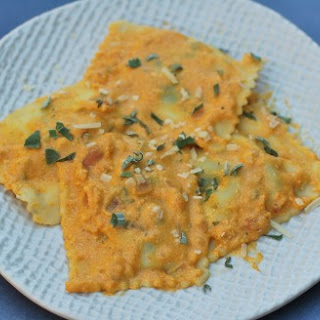 Vegetarian Ravioli Filling Recipes
