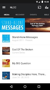 New Life Community Church App- screenshot thumbnail
