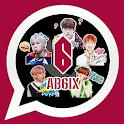 AB6IX WAStickerApp Kpop Idol for WA icon