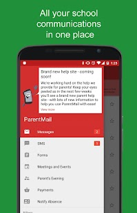ParentMail (PMX)- screenshot thumbnail