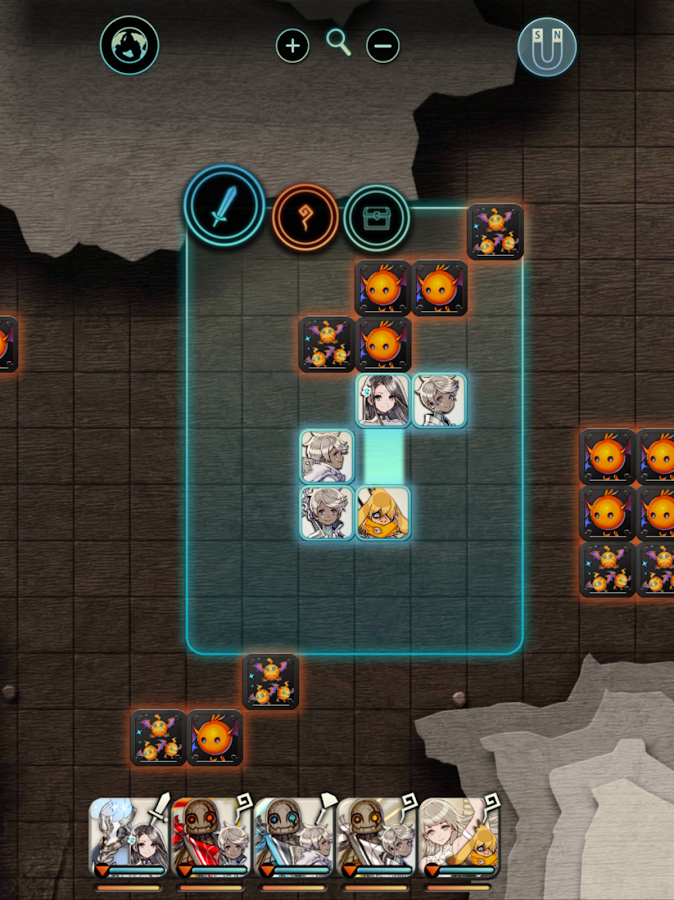 Terra Battle 2- screenshot
