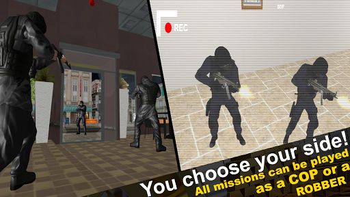 Justice Rivals 2 - Cops and Robbers for PC