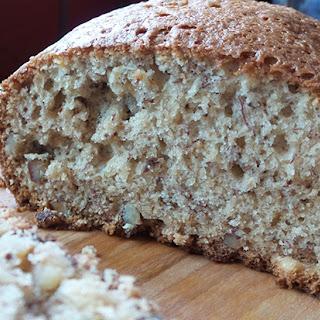 Easy Banana Nut Bread.
