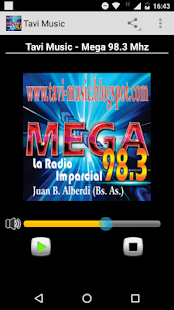 Tavi Music - Mega 98.3 - náhled