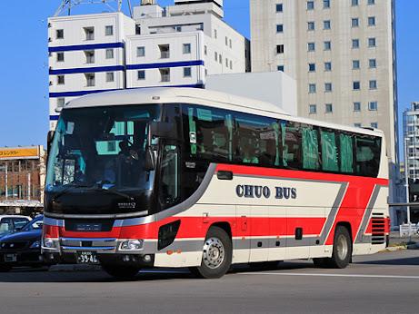 北海道中央バス「高速はこだて号」 3946_01