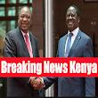 Breaking News Kenya- Trending & Local News Kenya icon