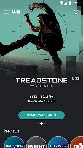 USA Network screenshot 1