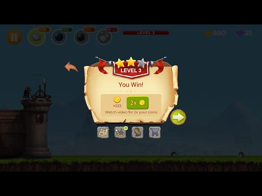 Catapult - castle & tower defense screenshot 12