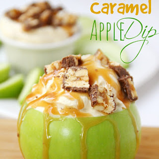 Snicker Caramel Apple Dip