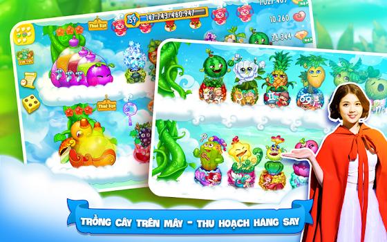Khu Vườn Trên Mây – VNG Game