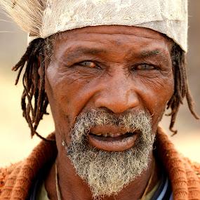 ASK by Theuns de Bruin - People Portraits of Men ( ask )